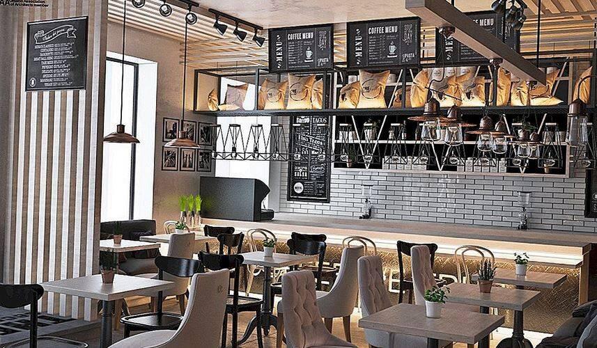 Cafe & Restaurant Dekorasyonu